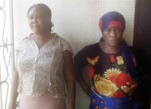 Horror Story! How Two Women Brutally Injured 9-year-old Girl Just to Use Her for Begging of Alms in Lagos (Photo)